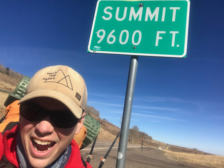 Day 127: 11/28/17 Oak Creek Canyon to Boulder, UT