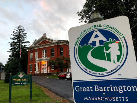 7/19/18 Day 361 AT Day 120 Great Barrington, MA day off