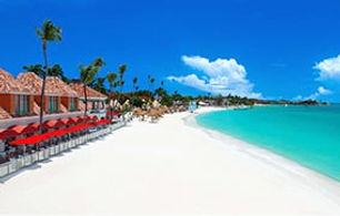 Sandals Antigua is one amazing resort.
