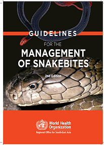 Guidelines for the management of snakebi