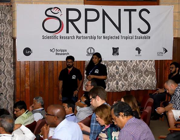 SRPNTS Advocacy with IISc, Bangalore