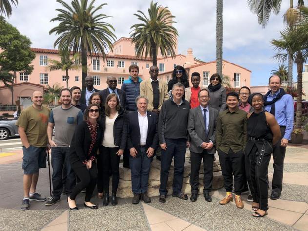 SRPNTS Consortium, La Jolla, March 2018