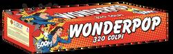 WONDERPOP 320 COLPI PIROTECNICA 2000