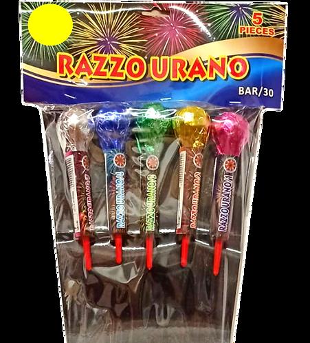 Razzo Urano (5pz/Cf)