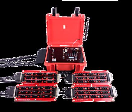 COBRA 72M SLAVE - Modulo di sparo per SLATS, a 72 linee con Valigetta