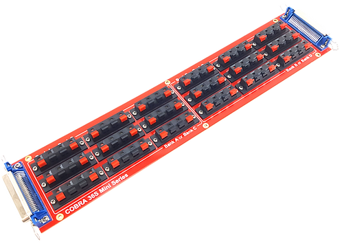 COBRA 36S - Slats da 36 linee
