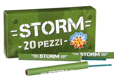 Raudo Storm
