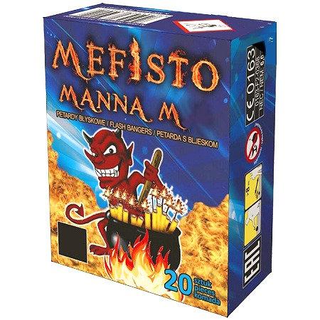 Petardo MEFISTO Manna M30