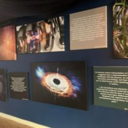 The Science Wall
