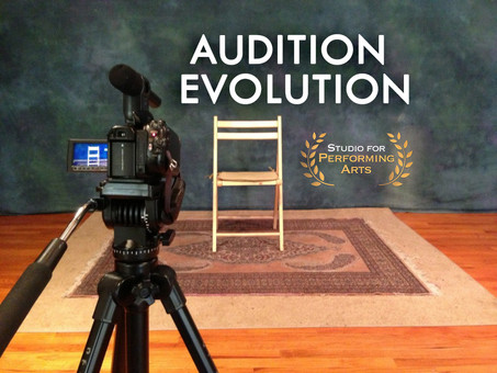 "FREE! ""Audition Evolution"" with Casting Director Zora DeHorter CSA & Walid Chaya"