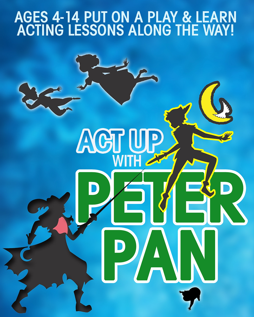 """ACTion! Summer Camp presents """"Peter Pan"""""""