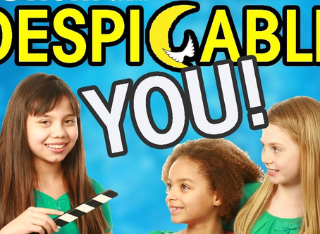 "Spring Break Spotlight: ""Despicable YOU"" at ACTion! Camp - Registration Begins Feb. 6, 201"