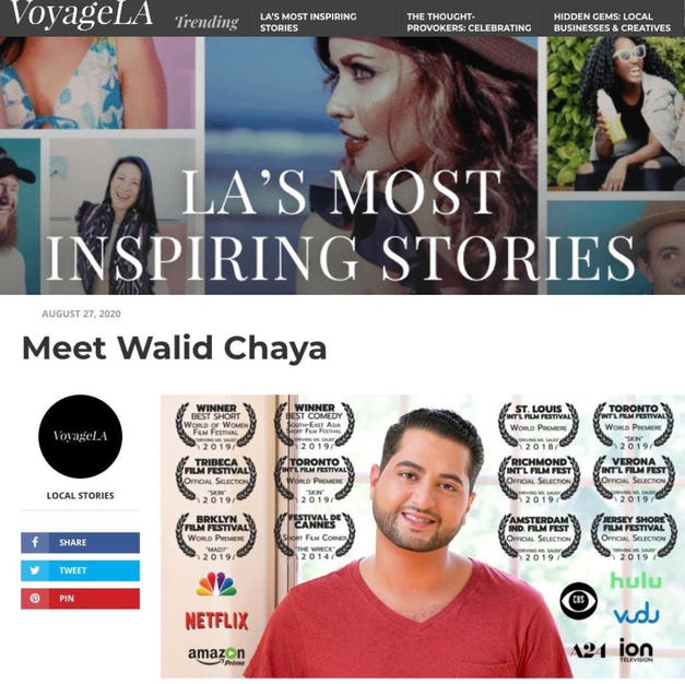 VoyageLA Interview