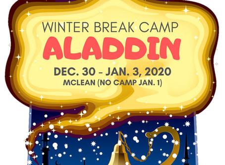 "ACTion! ""ALADDIN"" (Winter Break Camp)"