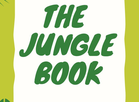 """ACT UP! """"The Jungle Book"""" (Winter Class)"""