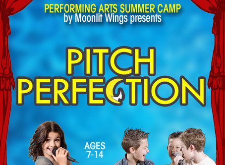 """""""Pitch Perfection"""" at ACTion! Summer Camp - Register Now!"""