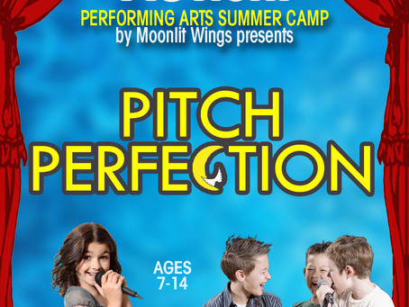 """Pitch Perfection"" at ACTion! Summer Camp - Register Now!"