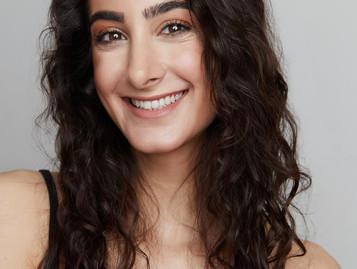 Megan Khaziran SIGNED with Eris Talent Agency!
