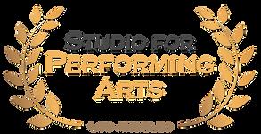 Studio for Performing Arts Los Angeles Logo