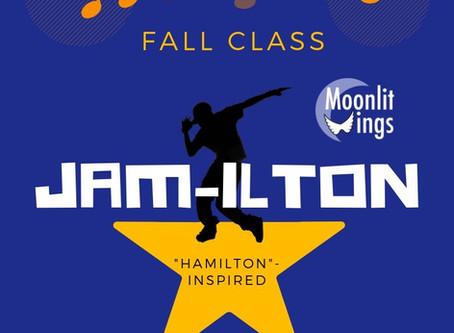 """Act Up! """"JAM-ILTON"""" (Fall Class)"""