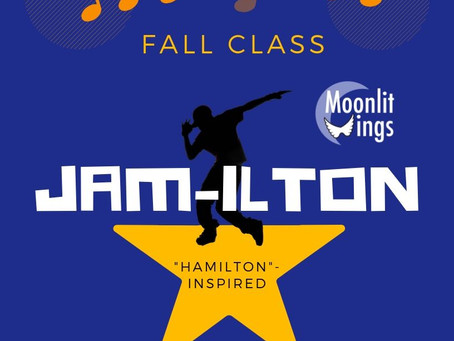 "Act Up! ""JAM-ILTON"" (Fall Class)"