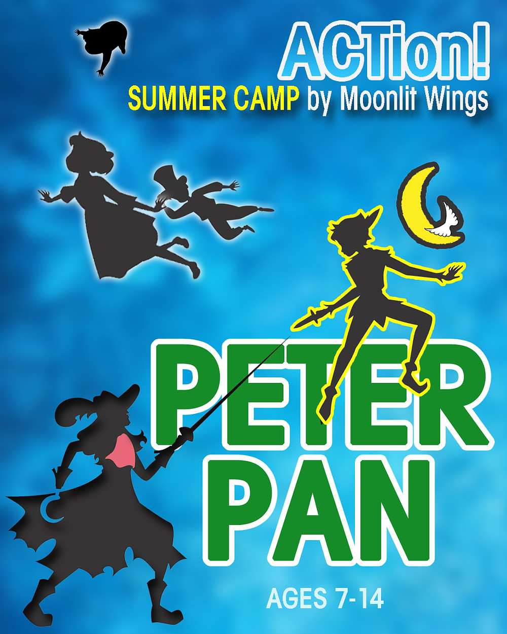 "ACTion! Summer Camp presents ""Peter Pan"""