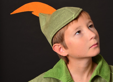 """""""Peter Pan"""" at ACTion! Summer Camp - Register Now!"""