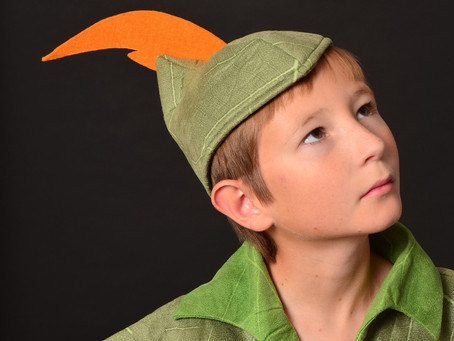 """Peter Pan"" at ACTion! Summer Camp - Register Now!"