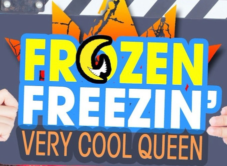 """ACT UP with """"Frozen Freezin' Very Cool Queen"""" - NEW Kids Winter Class!"""