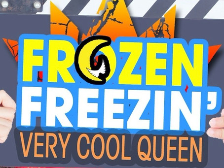 "ACT UP with ""Frozen Freezin' Very Cool Queen"" - NEW Kids Winter Class!"