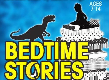 """""""Bedtime Stories"""" by Ed Monk at Applause! Performing Arts Summer Camp - Register Now (Limi"""