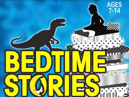 """Bedtime Stories"" by Ed Monk at Applause! Performing Arts Summer Camp - Register Now (Limi"