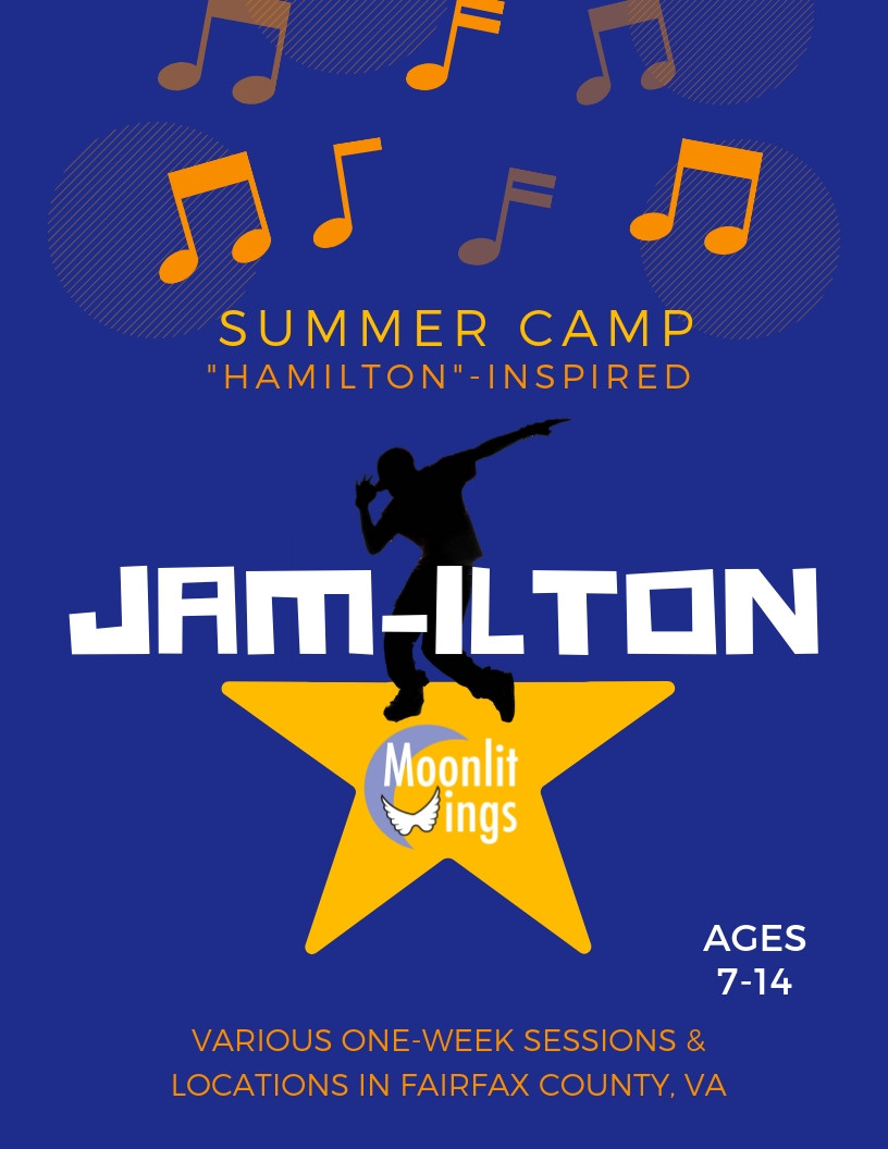 "ACTion! Summer Camp presents JAM-ILTON - ""Hamilton""-Inspired Camp"