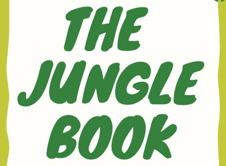 """""""The Jungle Book"""" Summer Camp (Ages 7-14)"""