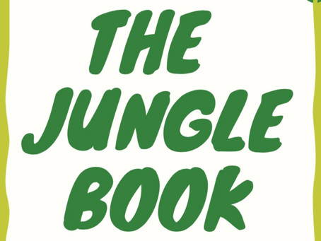 """The Jungle Book"" Summer Camp (Ages 7-14)"