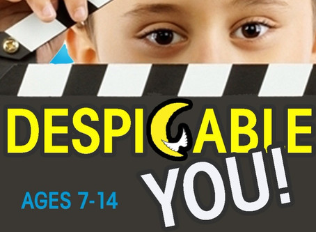"""Minion-Inspired Play """"Despicable YOU"""" at ACTion! Summer Camp - Register Now"""
