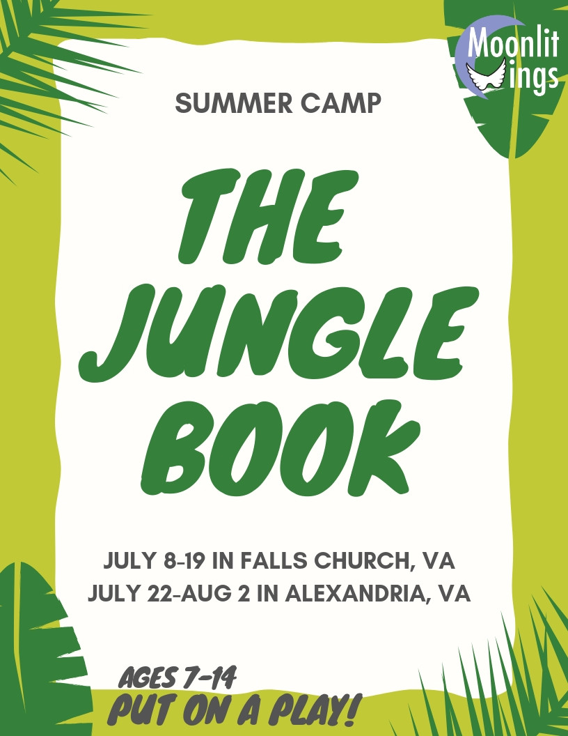 "ACTion! Summer Camp presents ""The Jungle Book"""