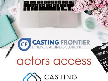 Actors Access/Media Online Consultation!