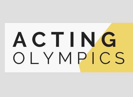 "Act Up! ""ACTING OLYMPICS"" (Winter Class)"