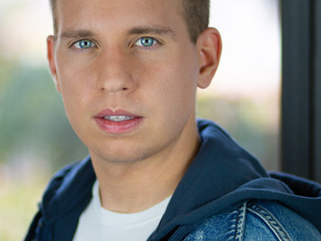 Brian Collura SIGNED with Bella Talent Agency!