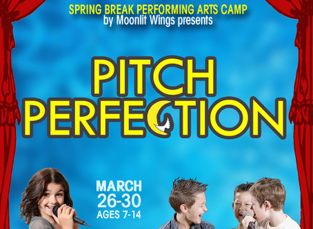 """Spring Break Spotlight: """"Pitch Perfection"""" at ACTion! Camp - Register Now!"""