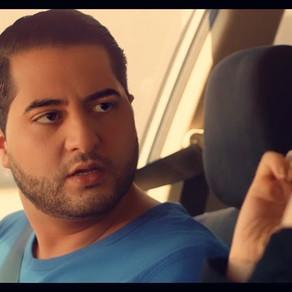 "News (Arabic) Walid Chaya Director & Star of ""Driving Ms. Saudi"" Film with Al Anbaa Online"