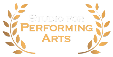 6 Logo White - Studio for Performing Art