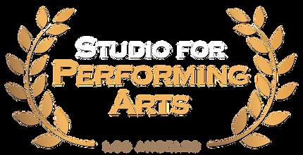 Studio For Performing Arts LA Logo