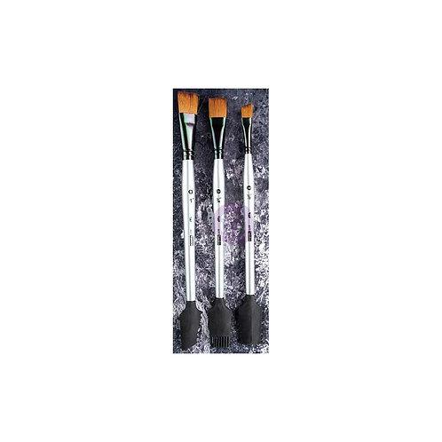 Finnabair Texture Brushes