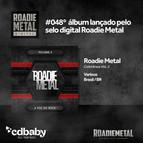 Coletânea Roadie Metal vol.02 é liberada nas as plataformas digitais