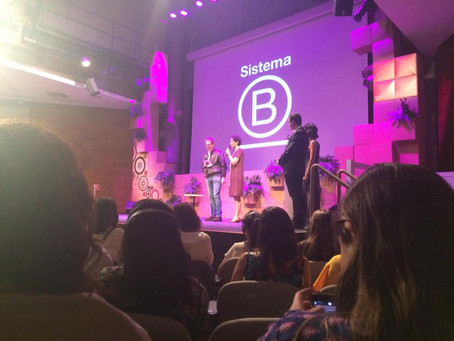 Spiral Criativa participa do Encontro+B da América Latina