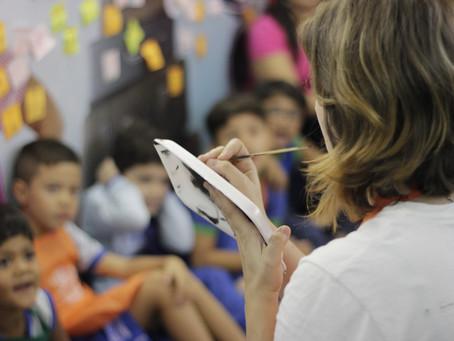 Convocatória Spiral Criativa: Buscamos arte-educadores e oficineiros de artes cênicas para nova prod
