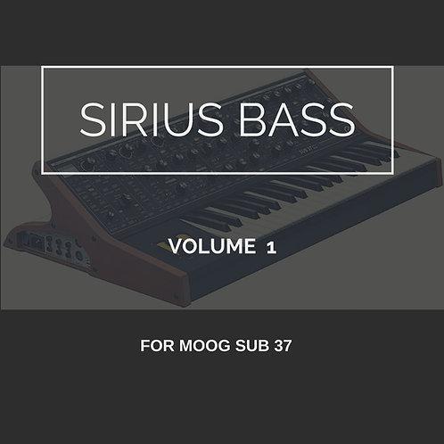 SIRIUS BASS VOL. 1 (S37)