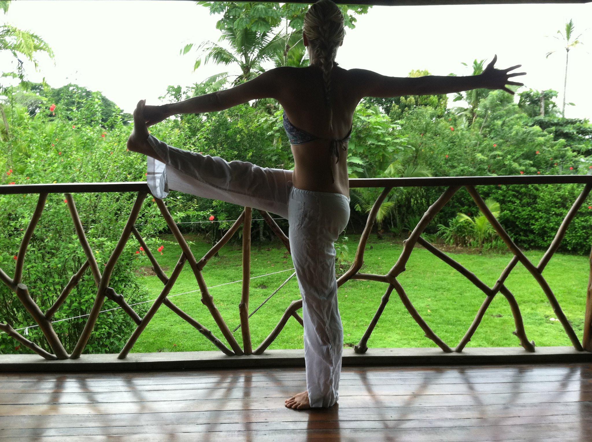 Good Morning Yoga 6:30 am